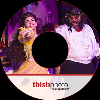 Beauty and the Beast DVD Hoboken High School