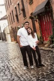Travis & Leah