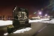 911 Memorials in Jersey City