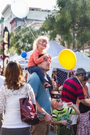Hoboken Arts and Music Festival 2014