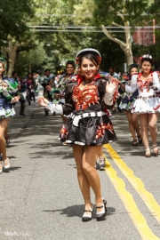 Bolivian Parade 2015