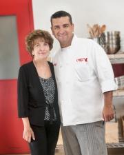 Buddy Valastro & Mom