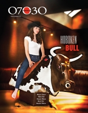 The Stewed Cow, Hoboken Magazine, 07030 Hoboken Cover
