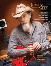 Walter Parks, Jersey City Magazine Cover