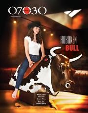 The Stewed Cow, Hoboken Magazine, 07030 Hoboken Cover