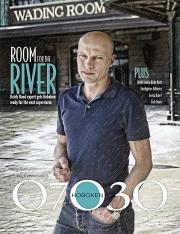Henk Ovink on Flooding, Hoboken Magazine, 07030 Hoboken Cover