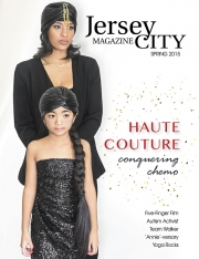 Nafessa Collection, Jersey City Magazine Cover